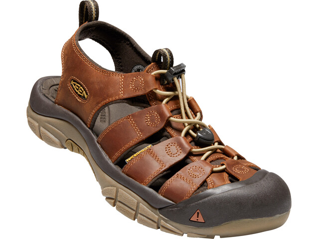 Keen Newport Sandals Men Infield/Mulch